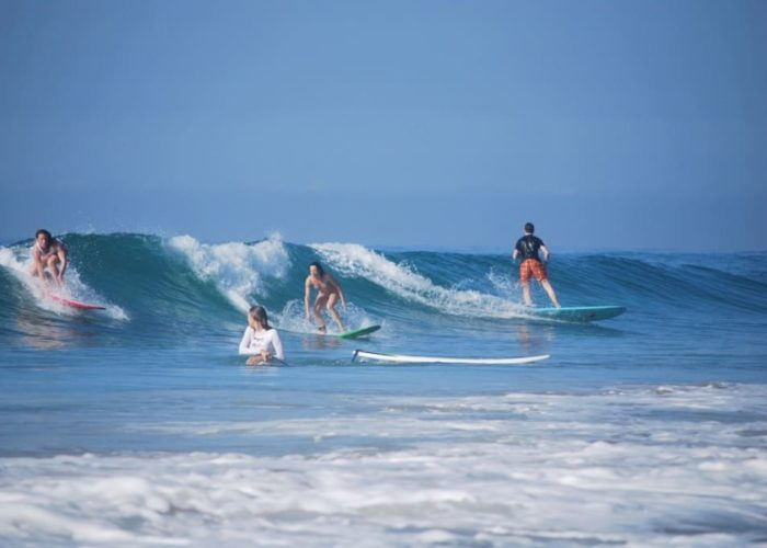 Weligama Beach serf Lanka