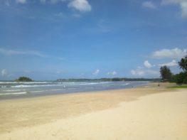 Велигама пляж (Weligama beach)