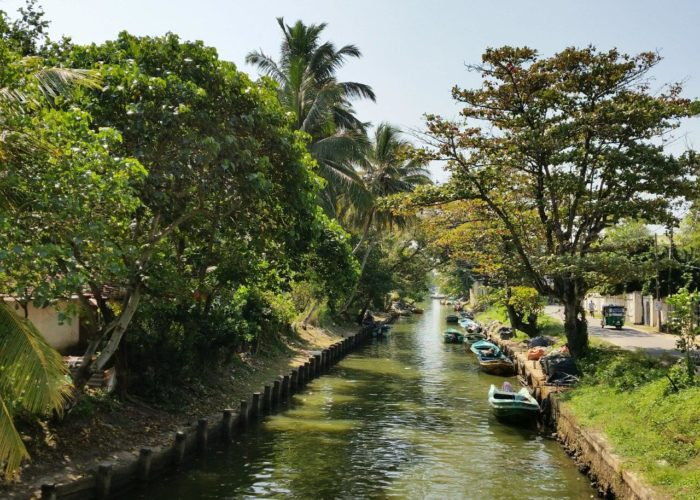 Dutch Canal Negombo sri