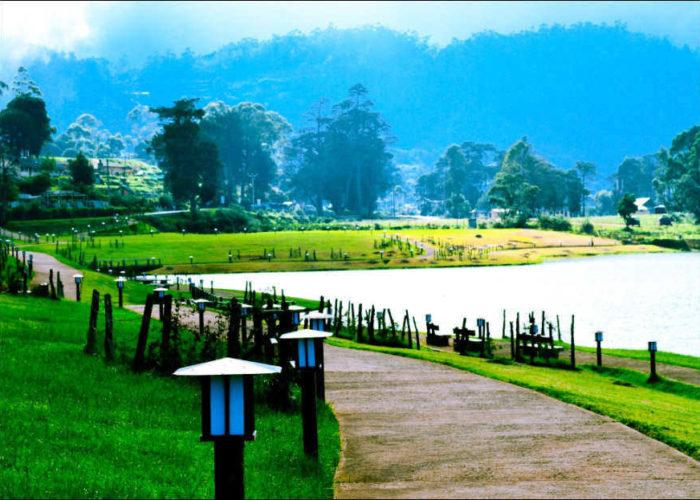 Gregory Lake in Nuwara Eliya 4
