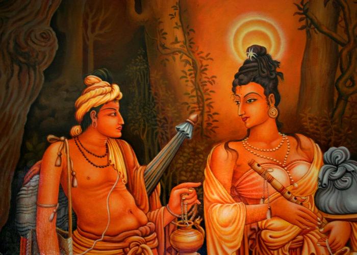 Sri Dalada Maligawa Buddha