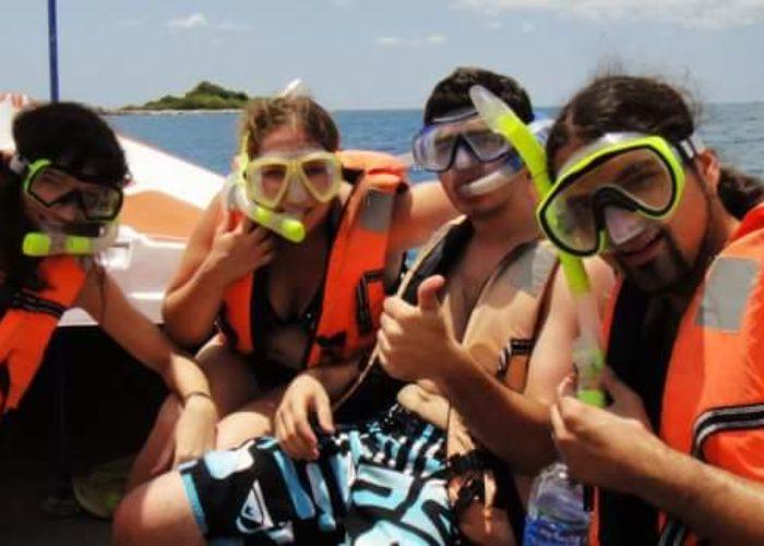 Snorkeling Trinco Watersports