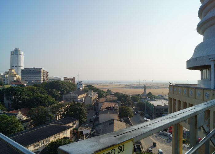 Sambodhi Chaithya view